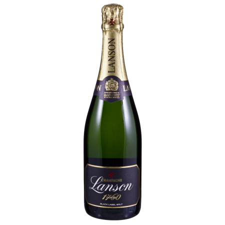 Lanson Black Label Brut - Champagne