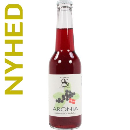 Staarup Saft - Aronia