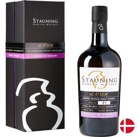 Stauning Whisky Heather, September 2017