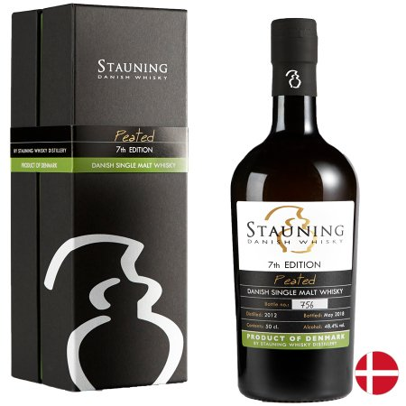 Stauning Whisky Peated 7th Edition - May 2018