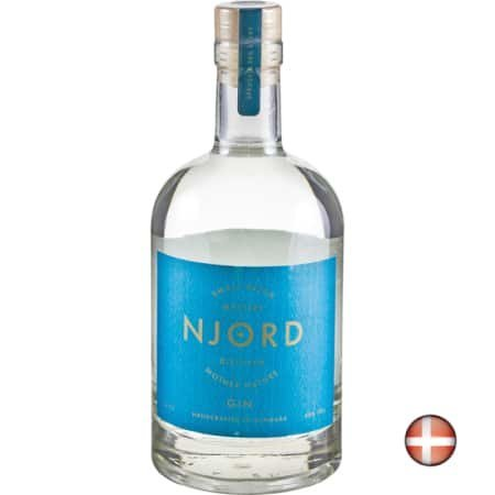 Njord Gin Morther Nature